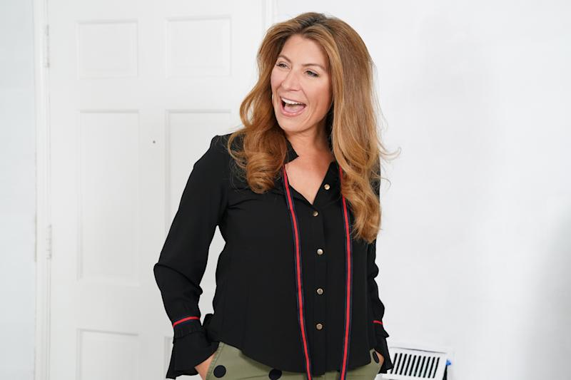 Genevieve Gorder hosts Bravo's home design series Best Room Wins