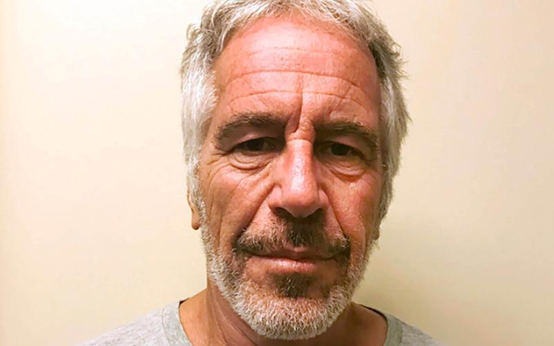 Jeffrey Epstein's estate was valued at more than $577 million (£475 million), including more than $56 million in cash - New York State Sex Offender Regi