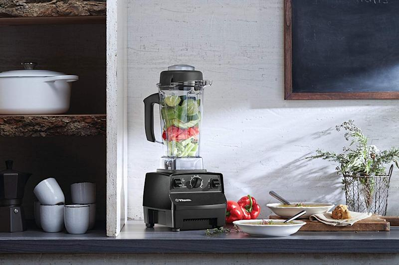 The summer of smoothies is here thanks to this epic deal on Vitamix blenders! (Photo: Amazon)