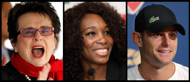 Venus Williams, Roddick join WTT ownership group