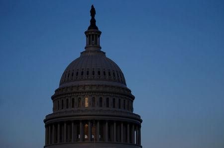 Federal government shuts down again, set to re-open shortly