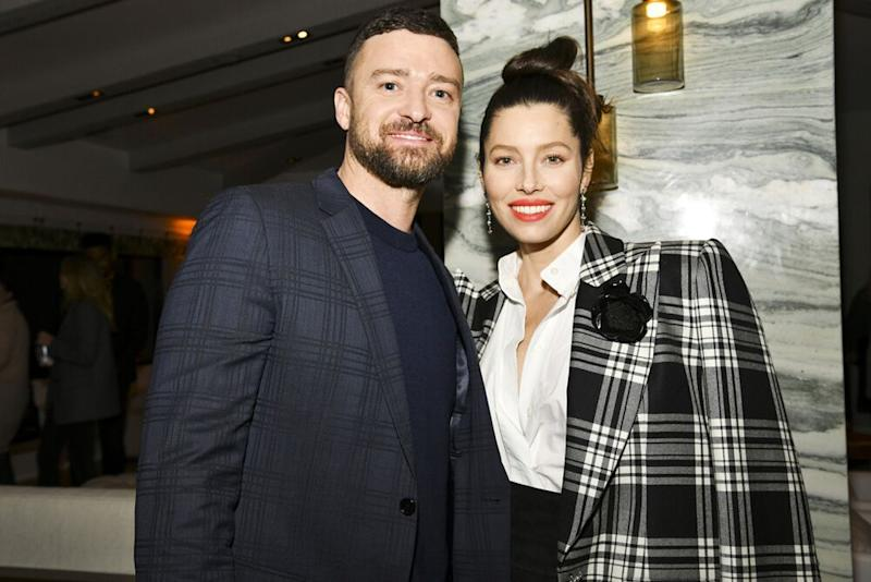 Justin Timberlake and Jessica Biel | Rodin Eckenroth/Getty