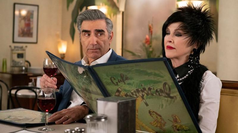 Schitt's Creek – one of the best Netflix shows