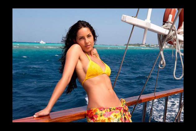 Barbara Mori - Hrithik Roshan flick hit the headline more for their on screen chemistry rather than the box office numbers. Barbara added to the oomph factor.