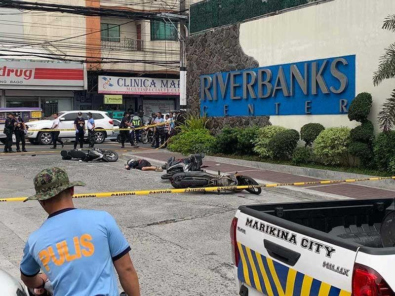 Soldier killed, 2 cops wounded in Marikina shootout