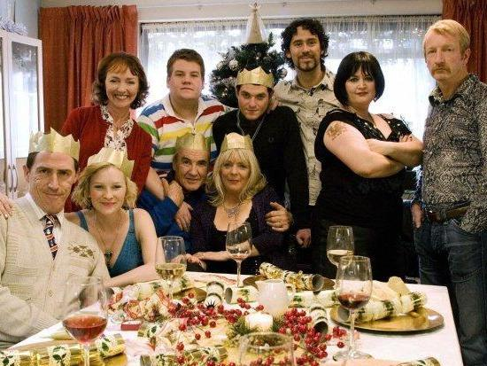 Steadman returned in the 'Gavin & Stacey' Christmas special last year as Gavin's big-hearted mum Pam, a brassy Essex housewife who pretends to be vegetarian