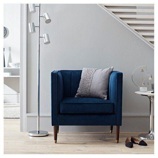 """<a href=""""https://www.target.com/p/soriano-square-arm-channel-tufted-chair-project-62-153/-/A-52482443#lnk=newtab"""" target=""""_blank"""">Shop it here</a>."""