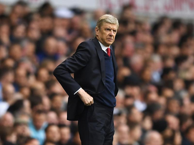 Wenger could not explain why Arsenal have lost big games this season (Getty)