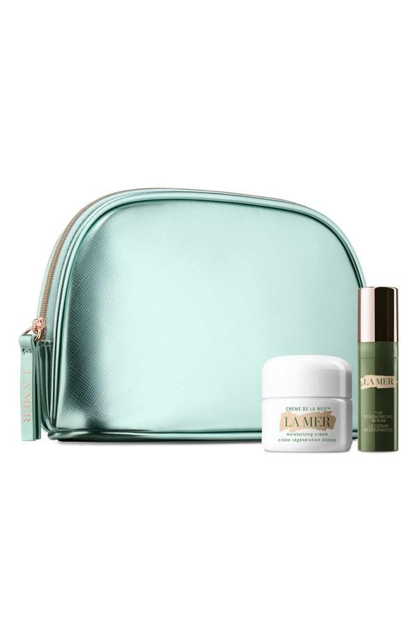 "Holiday season is the best season to try out luxe items. That's why this La Mer gift set made the list. Plus, it's the ideal moisturizer to gift when your dry skin needs it the most. $90, Nordstrom. <a href=""https://shop.nordstrom.com/s/la-mer-regenerating-mini-miracles-set-nordstrom-exclusive-151-value/5375121/full?origin=category-personalizedsort&breadcrumb=Home%2FHome%20%26%20Gifts%2FGifts%2FGifts%20for%20Her&color=none"">Get it now!</a>"