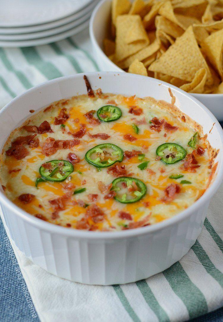 "<p>Think one giant jalapeño popper that you could potentially eat with a spoon. </p><p>Get the recipe from <a href=""https://www.meatloafandmelodrama.com/instant-pot-jalapeno-popper-chicken-dip/"" rel=""nofollow noopener"" target=""_blank"" data-ylk=""slk:Meatloaf and Melodrama"" class=""link rapid-noclick-resp"">Meatloaf and Melodrama</a>. </p>"