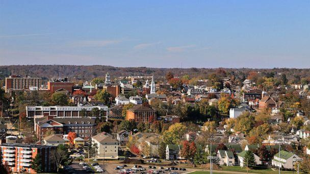 PHOTO:Ohio University is seen here in this undated stock photo. (STOCK PHOTO/Getty Images)