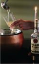 """<p>Combine 2 cups of dark rum, 6 cups of ginger beer, 1/2 cup of simple syrup, 1/2 cup of fresh lime juice, and 2 sliced limes in a large bowl and mix well. Serve over ice. </p><p><em> Recipe from <a href=""""https://www.parsnipsandpastries.com/spooky-devils-dark-and-stormy-punch/"""" rel=""""nofollow noopener"""" target=""""_blank"""" data-ylk=""""slk:Parsnips and Pastries."""" class=""""link rapid-noclick-resp"""">Parsnips and Pastries.</a></em></p>"""