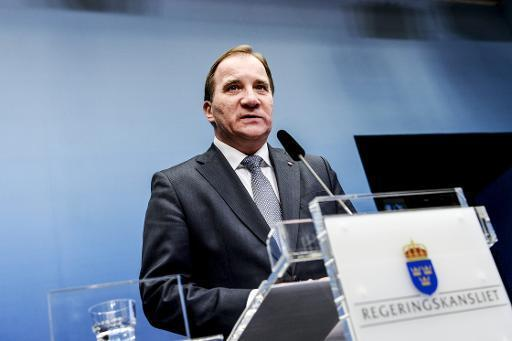Sweden's prime minister calls March 22 snap election