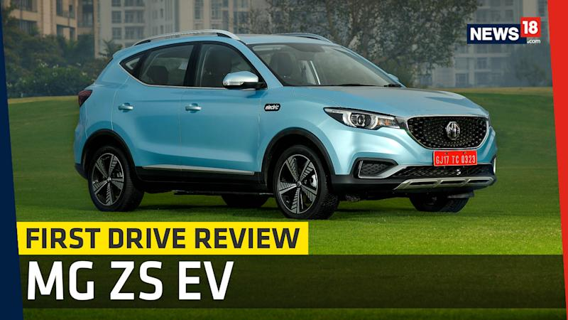 MG ZS EV First Drive Review: The Electric SUV from the Future