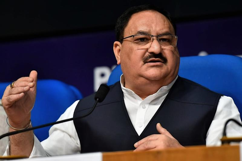 Telangana Ministers Hit Back at Nadda Over Low Covid-19 Test Remarks, Allege Centre Diverted Kits