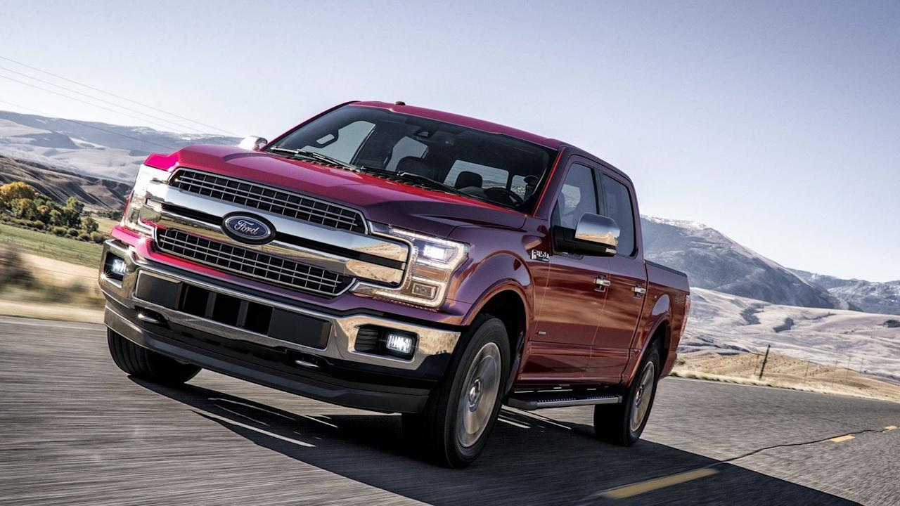 "<p><strong>Average 5-year depreciation: 46.5%</strong></p> <p>You may be surprised to see the Ford F-Series in last place in resale value considering that it's first-place in sales. But that's actually a key reason for its higher-than-average depreciation, according to Ly.</p> <p>""The Ford F-150 is the best-selling pickup, so it depreciates more than the average truck because there are so many of them in the used car marketplace,"" said Ly. That said, it's not all bad news. ""Although the F-150 is the highest-depreciating truck with a depreciation of 46.9 percent, it still depreciates less than the average vehicle across all segments at 49.6 percent.""</p> <p>It's also worth remembering that 2014 was the final year of the fully steel-bodied Ford F-150. The truck switched to aluminum bodywork for the 2015 model year, losing weight and gaining efficiency in the process.</p>"