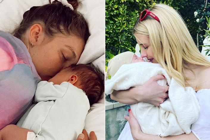 Celebrity Moms Who Celebrated Their First Mother's Day This Year