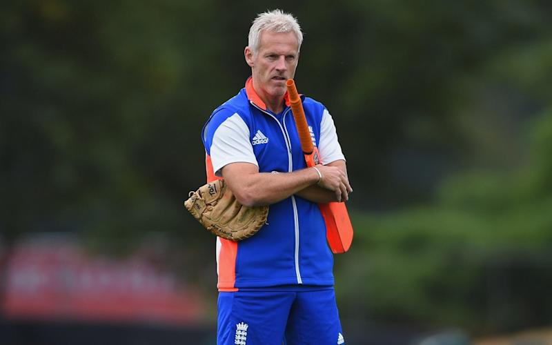 Peter Moores is the only Englishman to have worked as head coach of England since 1999 - Getty Images Sport