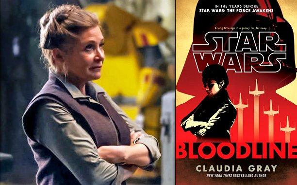 Star Wars: Bloodline: A galactic princess haunted by her past