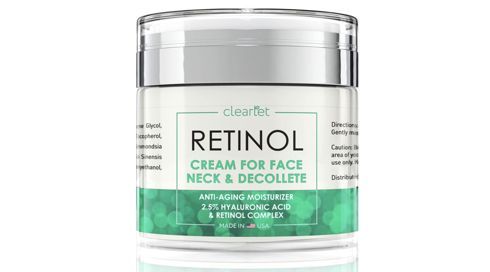 Your skin will drink this right up. (Photo: Amazon)