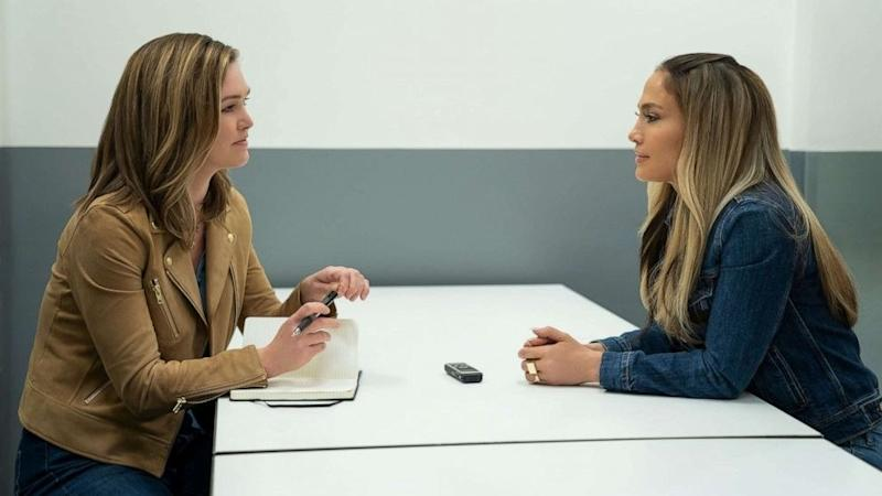 Julia Stiles On Playing The Only Hustlers Character Not