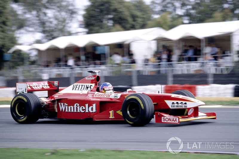 "1998: Williams-Mecachrome FW20<span class=""copyright"">LAT Images</span>"