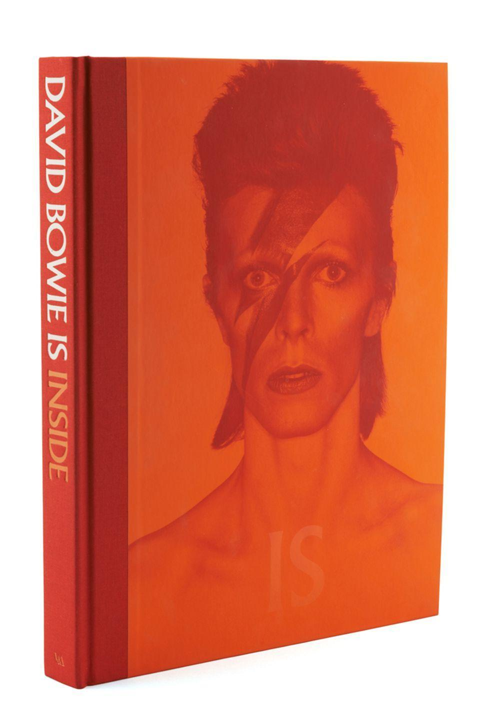 "<p><a href=""https://www.waterstones.com/book/david-bowie-is/victoria-broackes/geoffrey-marsh/9781851777372"" rel=""nofollow noopener"" target=""_blank"" data-ylk=""slk:SHOP NOW"" class=""link rapid-noclick-resp"">SHOP NOW</a></p><p>Delve into the world of David Bowie and discover his influence not only in the music industry, but the fashion world as well. The book traces his career from its beginnings in London, through the breakthroughs of Space Oddity and Ziggy Stardust and the Spiders from Mars, and on to his impact on the larger international tradition of twentieth-century avant-garde art. Plus, the book is a chic addition to any coffee table. </p><p><em>David Bowie is, £28, Waterstones </em></p>"