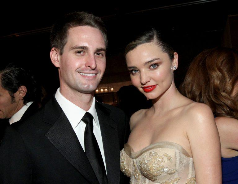 Miranda Kerr ties the knot in LA