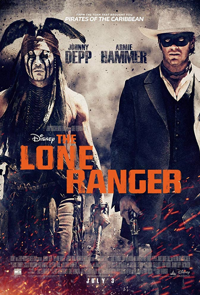 "<p>Disney <em>barely</em> gained a profit on <em>The </em><em>Lone Ranger</em>, but did thanks to sales overseas. The film, inspired by the adventures of children's fictional characters the Lone Ranger and his sidekick Tonto, only grossed <a href=""https://www.boxofficemojo.com/release/rl1734444545/"" rel=""nofollow noopener"" target=""_blank"" data-ylk=""slk:$89 million in the United States"" class=""link rapid-noclick-resp"">$89 million in the United States</a>, while having a <a href=""https://www.boxofficemojo.com/release/rl1734444545/"" rel=""nofollow noopener"" target=""_blank"" data-ylk=""slk:budget of $215 million"" class=""link rapid-noclick-resp"">budget of $215 million</a>.</p>"