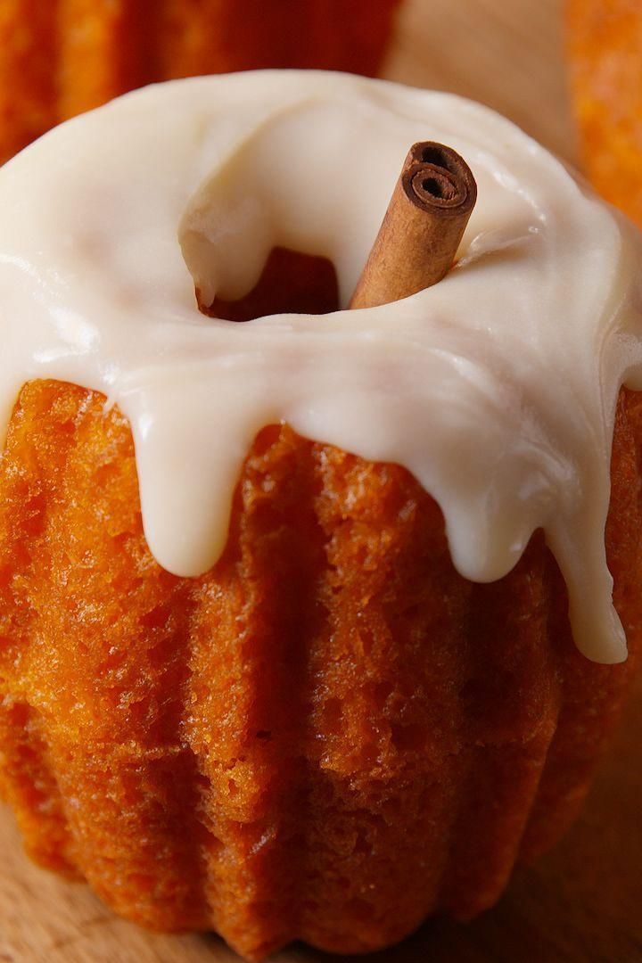 """<p>One word: adorable. </p><p>Get the <a href=""""https://www.delish.com/uk/cooking/recipes/a29352281/chocolate-filled-pumpkins-recipe/"""" rel=""""nofollow noopener"""" target=""""_blank"""" data-ylk=""""slk:Pumpkin-Shaped Cupcakes"""" class=""""link rapid-noclick-resp"""">Pumpkin-Shaped Cupcakes</a> recipe.</p>"""
