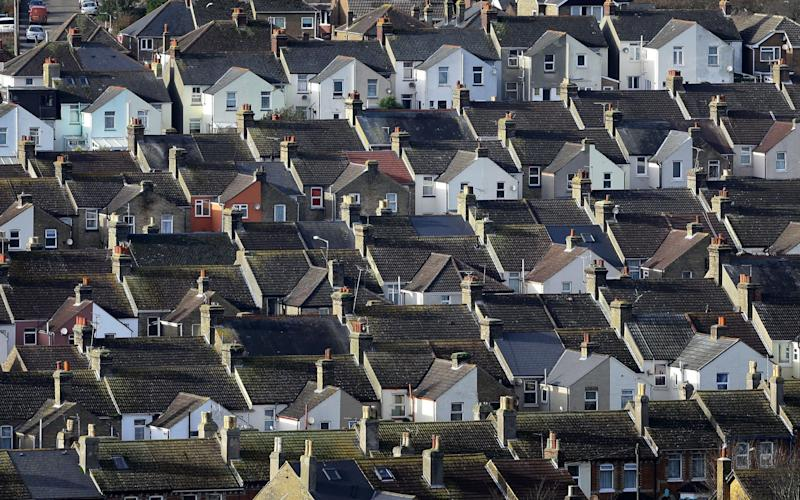 The number of homes on the market is hovering around a record low level - PA
