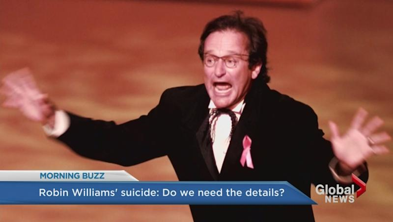 Coroner Defends Release of Graphic Robin Williams Death Details After Public Outcry