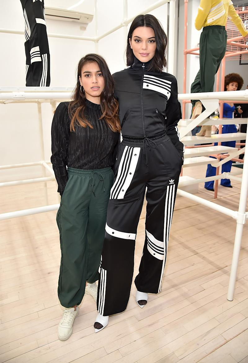 Kendall Jenner's Fashion Week Look Is Inspired, In Part, By the Way Kanye West Wears Tracksuits