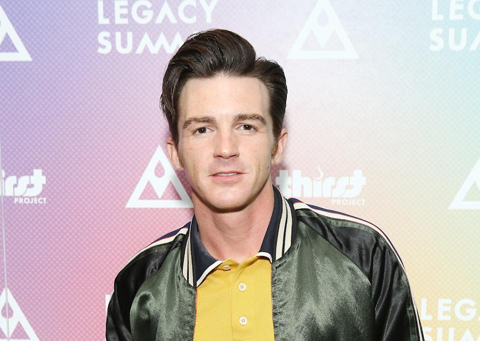 MALIBU, CALIFORNIA - JULY 20: Drake Bell attends the Thirst Project's Inaugural Legacy Summit held at Pepperdine University on July 20, 2019 in Malibu, California. (Photo by Michael Tran/Getty Images)