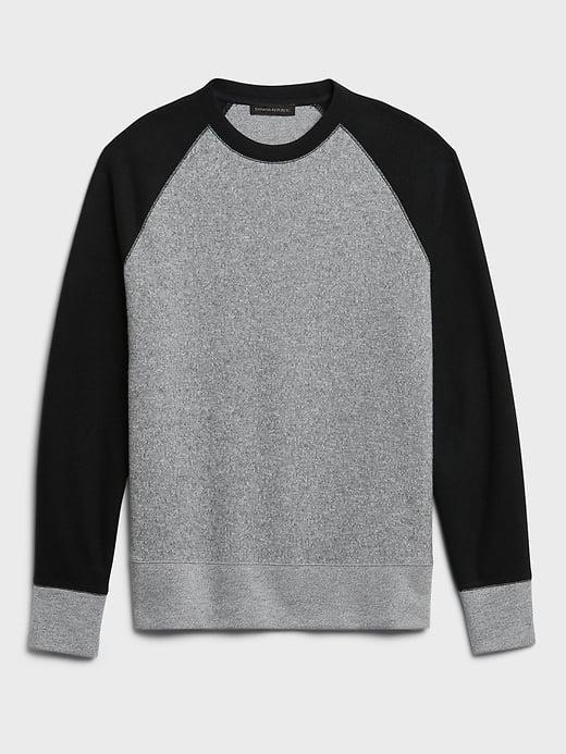<p>This <span>Banana Republic Brushed Waffle-Knit T-Shirt</span> ($25-$65) is a snuggly thermal material, which makes it sweet for layering.</p>
