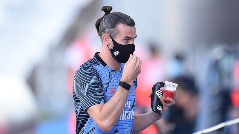 Bale and James left out of Real Madrid squad to face Man City as exit rumours swirl
