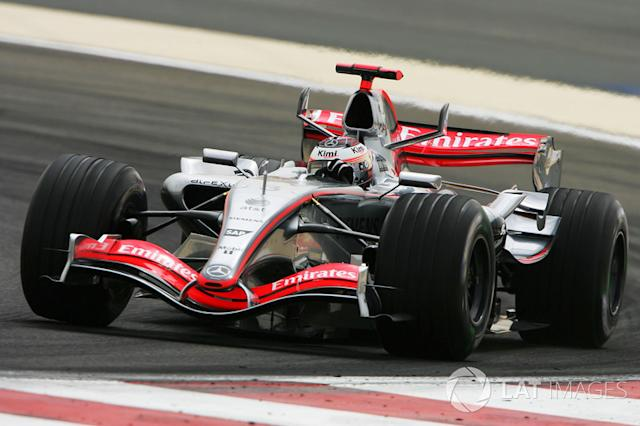 "2006: McLaren-Mercedes MP4-21 <span class=""copyright"">Sutton Motorsport Images</span>"