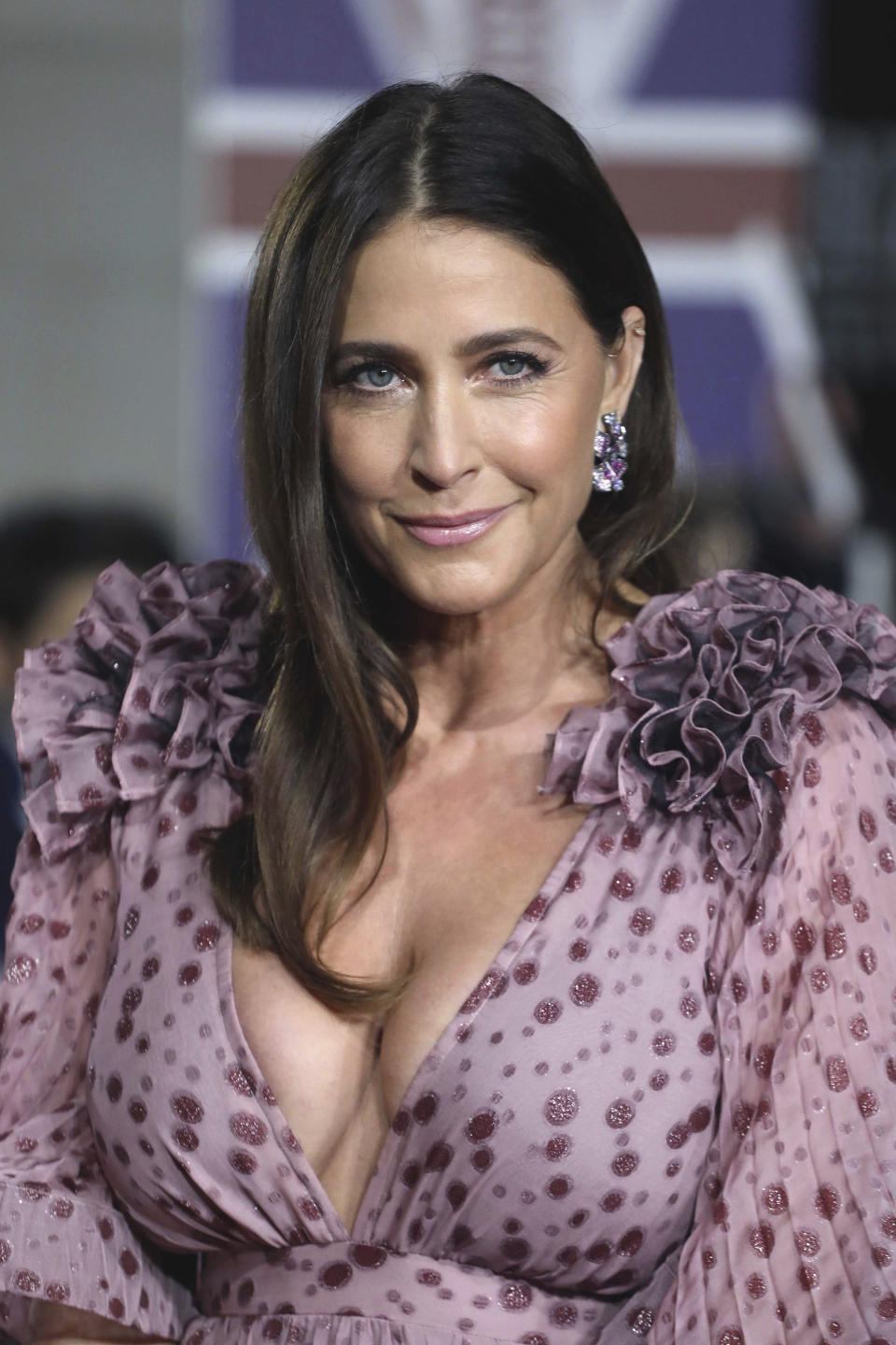 Photo by: zz/KGC-161/STAR MAX/IPx 2019 10/28/19 Lisa Snowdon at The Pride of Britain Awards 2019 held at the Grosvenor House Hotel on October 28, 2019 in London, England, UK.