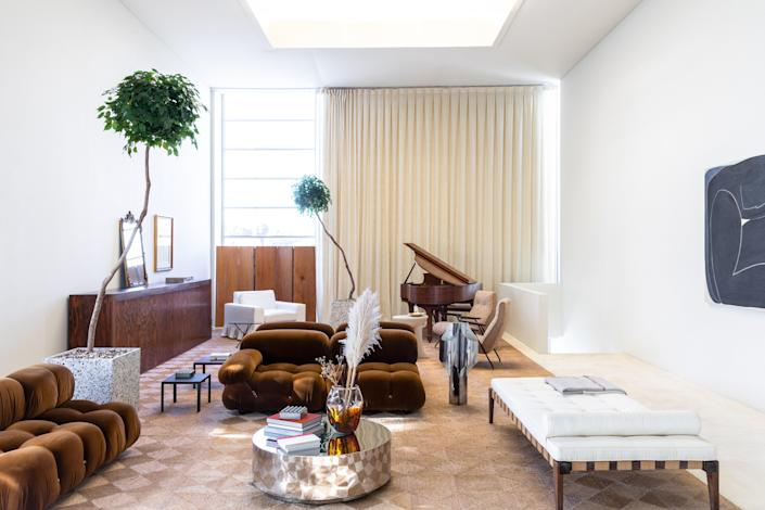 Debut: Charlap Hyman & Herrero Pictured above: An interior project in Venice, CA. Read our profile here.