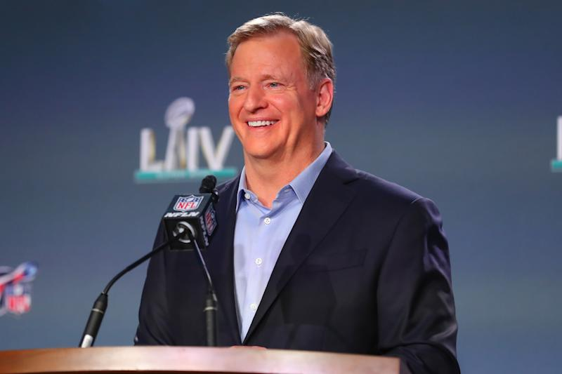The NFL owners appear to be indirectly threatening a worse CBA if the current proposal isn't approved by the players. (Rich Graessle/PPI/Icon Sportswire via Getty Images)