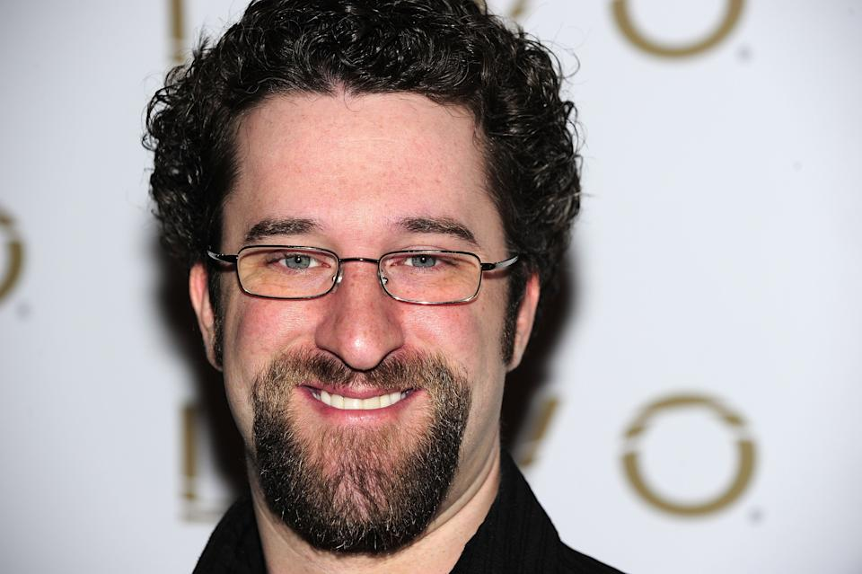 Saved by the Bell star Dustin Diamond, here in 2010, is hospitalized with unknown illness.