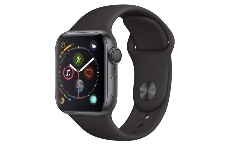 Apple Watch Series 4. Foto: amazon.com.mx
