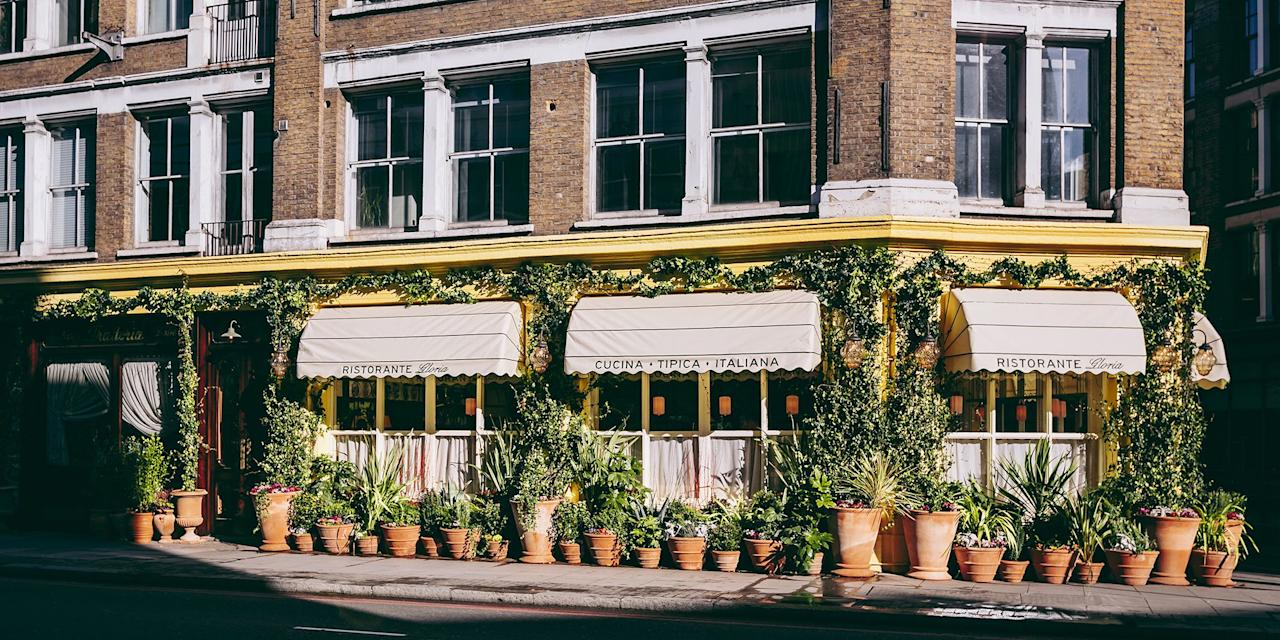 <p>Whether you're in search of traditional pizzerias, fine-dining Mayfair restaurants or buzzy Soho eateries, read the <em>Bazaar</em> guide to the best places for excellent Italian cuisine. </p>
