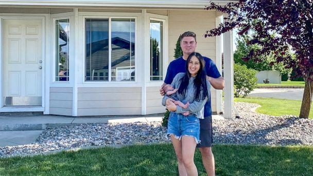 PHOTO: Sofia Temple, 24, said her family was looking to move to Spokane from Boise, Idaho in April 2020. (Sofia Temple)