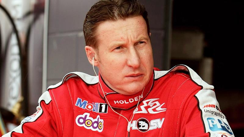 Supercars champion and longtime Holden Racing Team driver Mark Skaife says he was moved to tears by the brand's demise. (Photo by Robert Cianflone/Getty Images)
