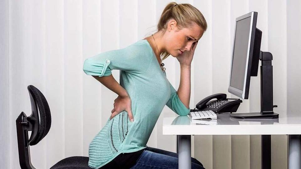 A few tips to maintain the right posture while sitting