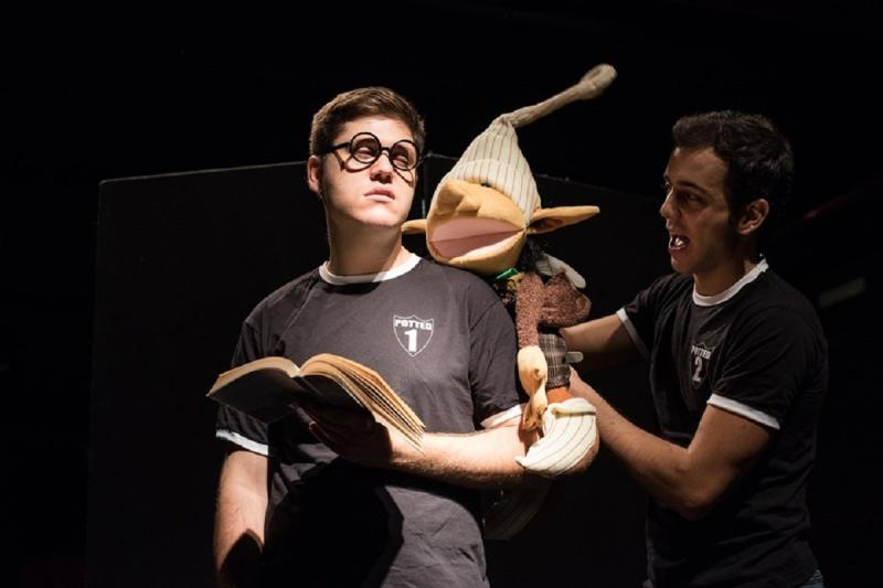 potted potter milano