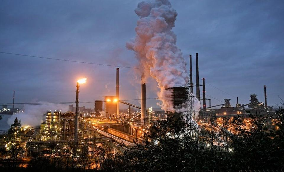 Germany EU Climate National Goals (Copyright 2021 The Associated Press. All rights reserved.)