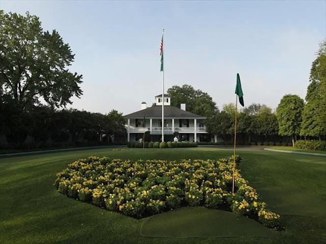 The Masters is almost here. (Getty)