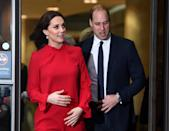 <p>It'd be difficult to miss the Duchess of Cambridge's impressive engagement ring — 14 diamonds around a 12-carat sapphire, the bobble is said to be worth a staggering $400,000. But pay close attention, and you'll notice that some senior members of the royal family have chosen not to wear their wedding rings — including Prince William.</p>